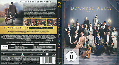 Downton Abbey - Der Film: Hugh Bonneville, J. Carter, M. Smith (blu-ray!!, 2020)