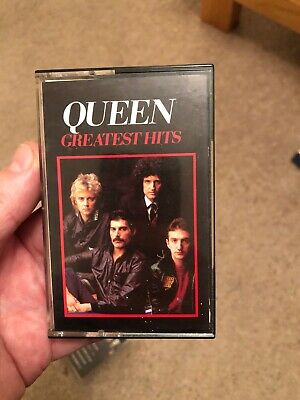 QUEEN - GREATEST HITS - Tape Cassette