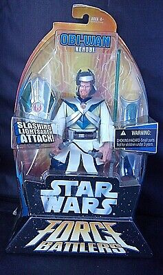 Star Wars FORCE BATTLERS OBI-WAN KENOBI Action Figure NRFC SEALED