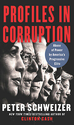 Profiles in Corruption by Peter Schweizer [P-D-F] 🔥Fast Delivery🔥