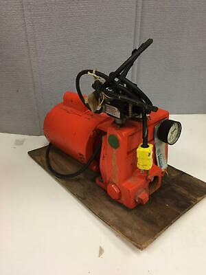 Montgomery 500 Pump Cjs-24181 Used Free Shipping Great Deal