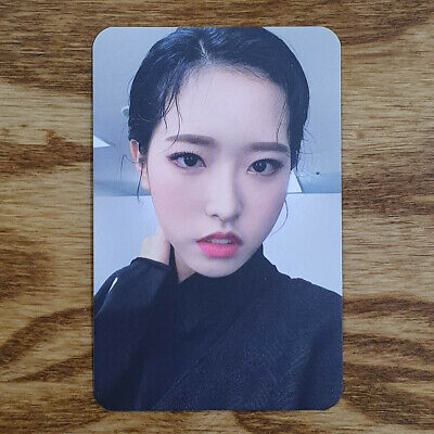 Olivia Hye Official Photocard Loona 2nd Mini Album Hash # Monthly Girl Genuine