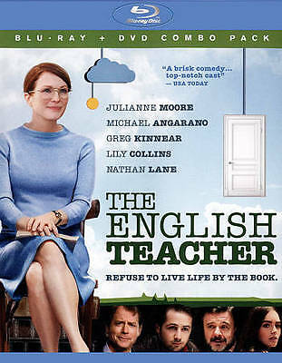 The English Teacher (DVD, 2013) BRAND NEW SEALED