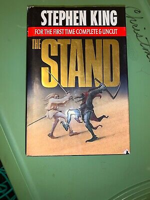 The Stand by Stephen King (1990, Hardcover)