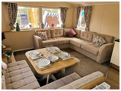 Willerby Seasons Preloved 8 berth holiday home for sale at Weymouth Bay.
