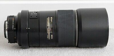 Nikon AF-S Nikkor 300mm f4 D ED IF manual focus only