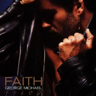 George Michael Faith CD NEW SEALED I Want Your Sex/Hard Day/Father Figure+