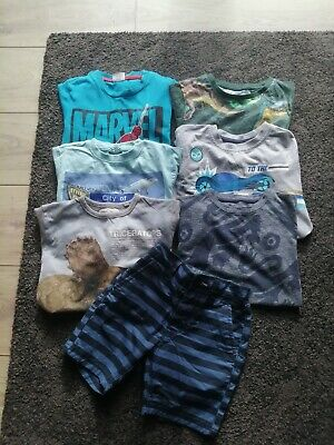 Boys Clothes Bundle Age 5-6 Years - Spring/Summer Next George