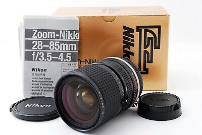[Near Mint] Nikon Zoom Nikkor Ais Ai-s 28-85mm f/3.5-4.5 AF Made in Japan 551224