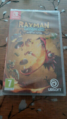 Jeu nintendo RAYMAN LEGENDS     NEUF SOUS CELLO
