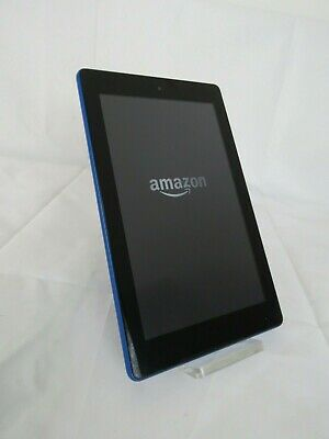 Amazon Kindle Fire 7Th Gen 8Gb Tablet With Alexa 99P Auction See R Other Items