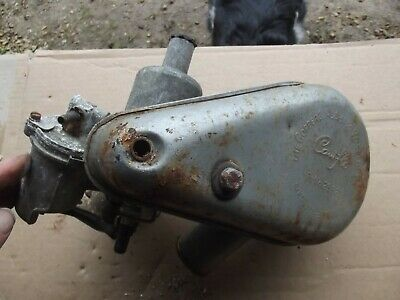 Reliant Robin Vintage Su Carburettor & Filter Assembly Acv82 Fzx1253  6