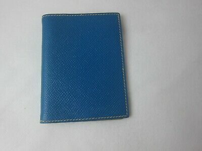 Auth  Hermes  Note/Agenda  Cover Made In France