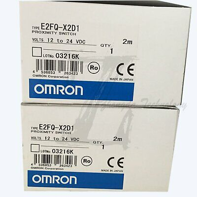 1pc new Omron PCL E2FQ-X2D1 module one year warranty