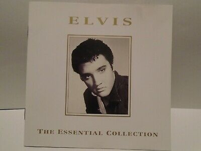 Elvis Presley - The Essential Collection (CD 1994) VG+ condition