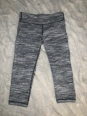 ivivva leggings Size 10 Cropped Grey