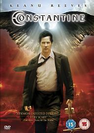 New and Sealed Constantine DVD