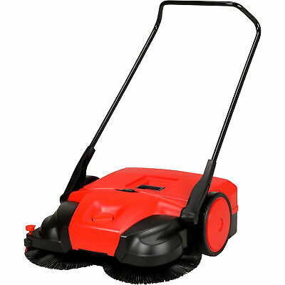 Bissell Big Green Commercial 31in Deluxe Battery-Powered Sweeper 12V