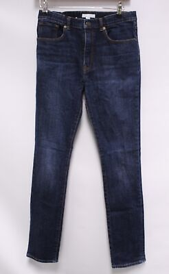 Kids Boys BURBERRY Mid Blue Denim Straight Leg Jeans Size 14yrs - C16