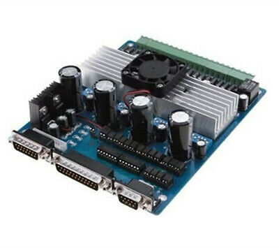 4 Axis TB6560 CNC Stepper Motor Driver Controller Board