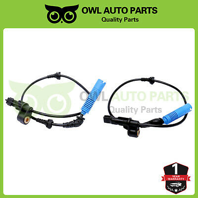 4 ABS Wheel Speed Sensor Front Rear Left/&Right Fit BMW 325CI 325I 330CI 330I M3