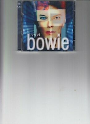 The  best  of  David  Bowie  cd