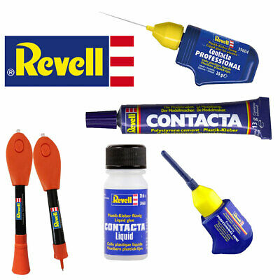 REVELL Contacta Professional Liquid Model Glue Cement for Model Kits Airfix