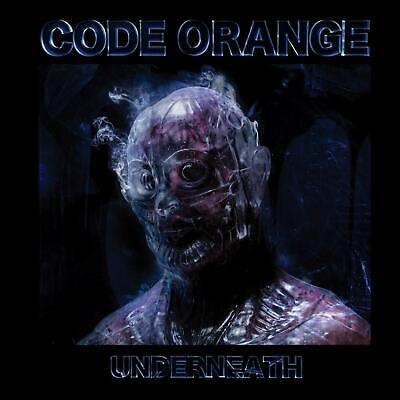 CODE ORANGE UNDERNEATH CD (Released On March 13th 2020)