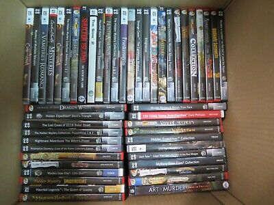 Job Lot of 65+ PC Games *ASSUME ALL CODES USED* 49A
