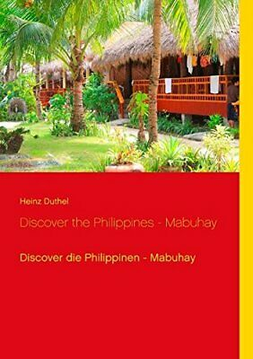 Discover the Philippines - Mabuhay, Duthel, Heinz 9783839117804 Free Shipping,,