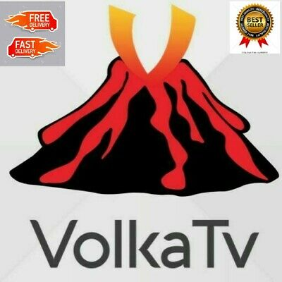 VOLKA PRO 2 OFFICIEL CODE 12 MOIS (smart tv, box android, m3u...) envoi 10 min