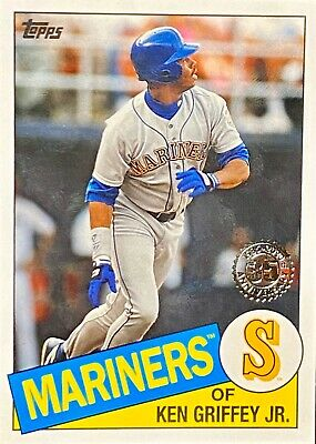2020 Topps Series 1 - 1985 35th Anniversary Insert You Pick/Choose the Card