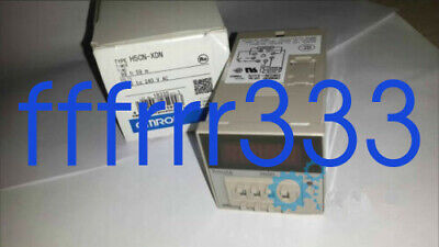 NEW IN BOX OMRON time relay H5CN-XDN 100-240VAC