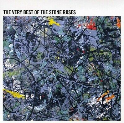 The Stone Roses Very Best Of CD NEW SEALED I Wanna Be Adored/Fools Gold/One Love