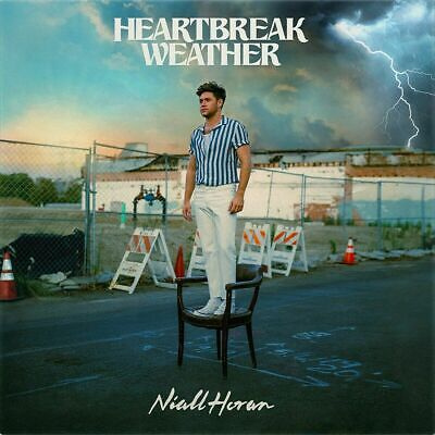 NIALL HORAN HEARTBREAK WEATHER CD (New Release March 13th 2020)