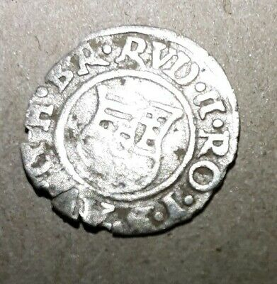 Beautiful Medieval Silver Hammered Coin. (M1) Authentic.