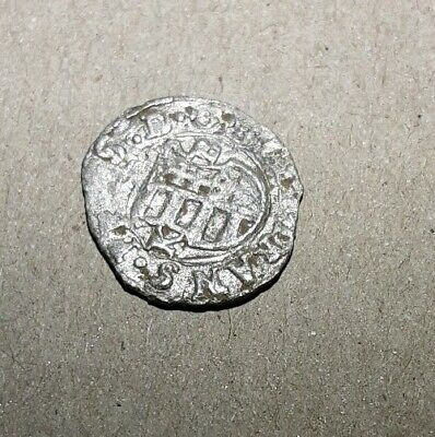 Stunning Medieval Silver Hammered Coin. (M3) Authentic.