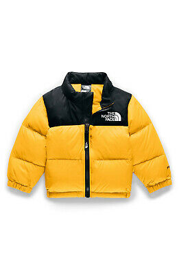 THE NORTH FACE Toddlers 96 Retro Nuptse Down Jacket A3Y7970M Yellow
