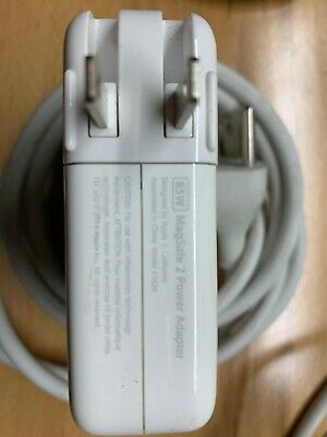 Apple MagSafe 2 85W Power Adapter for MacBook Pro Retina - A1424