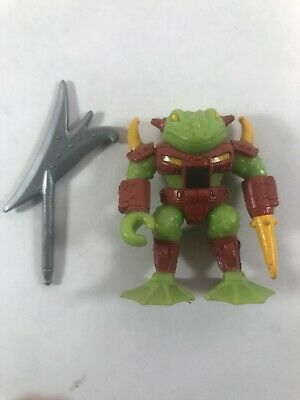 1986 Battle Beasts Weapon Horny Toad #7 07 007 Original accessory Series 1