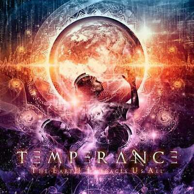 NEU CD Temperance - The Earth Embraces Us All #G59686793
