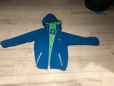 Boys Rain Coat Age 10 From Next Blue Great Condition
