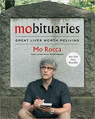 Mobituaries: Great Lives Worth Reliving (2019, Digital)