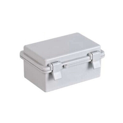 White Electrical Enclosure Plastic Junction Box IP65 Weatherproof Waterproof