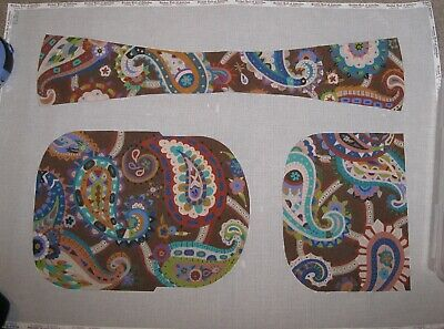 DEDE Paisley Purse Needlepoint Canvas OOP 18-ct AWESOME Rare