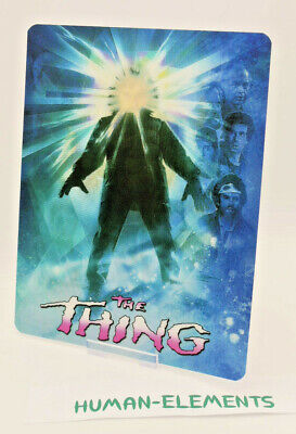 THE THING - Lenticular 3D Flip Magnet Cover FOR bluray steelbook