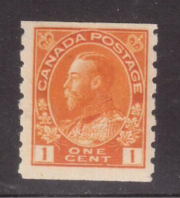 """Canada 1923 Mint Nh #126, King George V Coil """"Admiral"""" Issue !!  A103"""