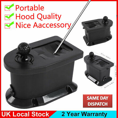 Portable Golf Club Ball Washer Manual Cleaner for Golf Cart Accessory Durable