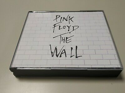 0220- Pink Floyd The Wall 2 Cd ( Disco Estado Normal ) Liquidación