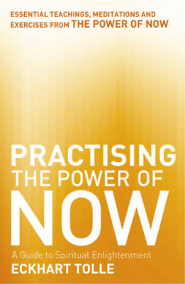 Practising the Power of Now, Eckhart Tolle, Used; Good Book